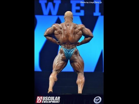 Mr Olympia 2016 Top 10 Results !