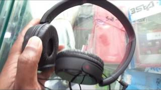 #Headphones@Dinos: Sony MDR ZX-110 Review