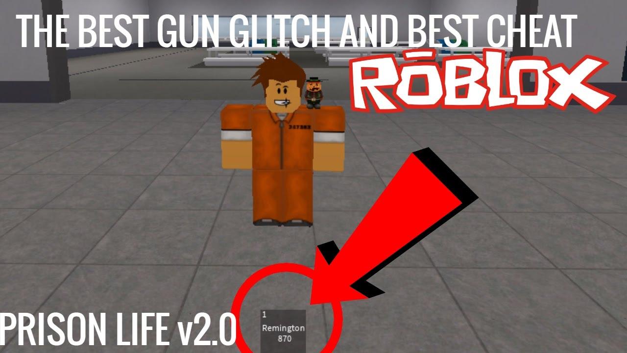 roblox prison life v2 0 cheats