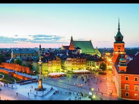 Варшава что посмотреть /Куда сходить /Warsaw attractions