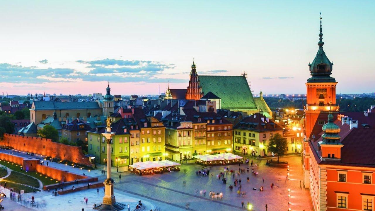 Варшава что посмотреть /Куда сходить /Warsaw attractions ...