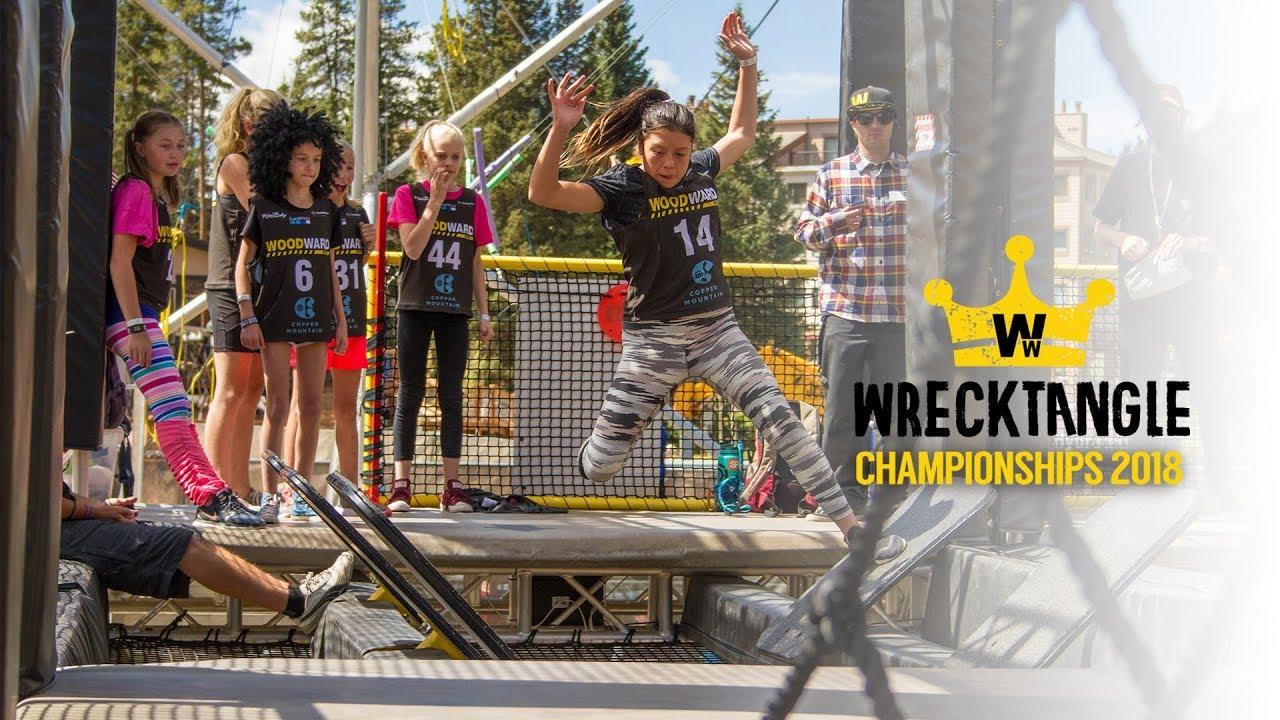 Woodward Wrecktangle Championships 2018