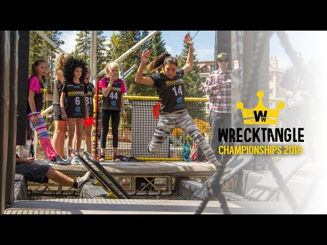 Woodward Wrecktangle Championships 2018