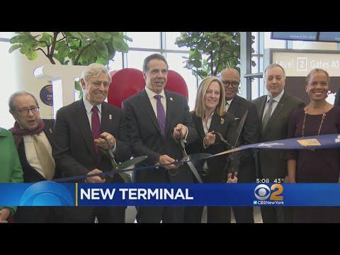 New Terminal, Gates Open At LaGuardia