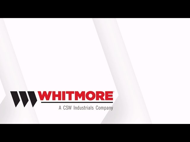 Whitmore® Lubrication Products and Services
