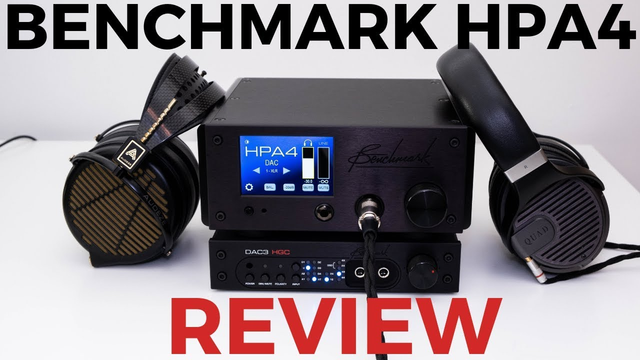Benchmark HPA4 Review - The One to rule them All