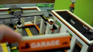 LEGO CITY GARAGE 7642