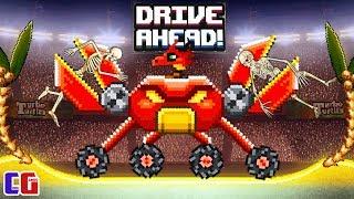 ОХ УЖ ЭТИ БЕЗУМНЫЕ ЗАДАНИЯ Новые БИТВЫ ТАЧЕК в игре Drive Ahead от Cool GAMES