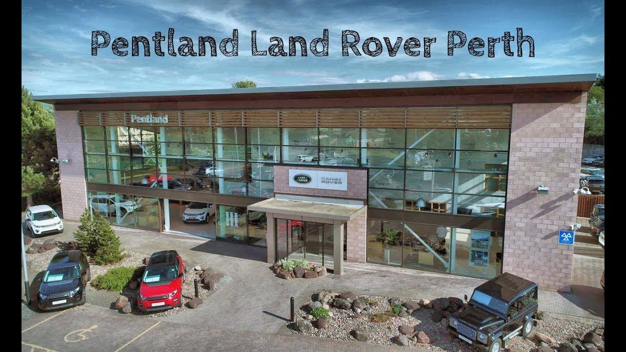 pentland land rover perth youtube. Black Bedroom Furniture Sets. Home Design Ideas