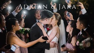 Adrian & Jara | An Almond Garden, Tagaytay Wedding