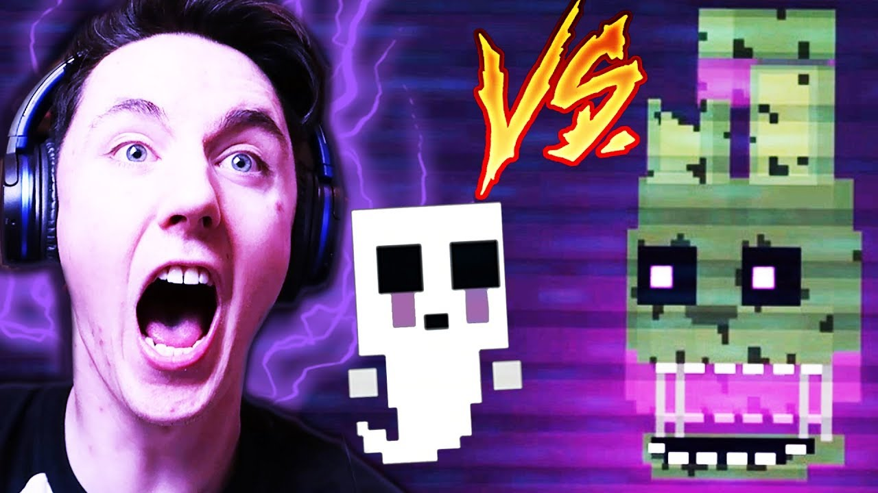 ROUND 2 - THE CRYING CHILD VS  SPRINGTRAP || Five Nights at