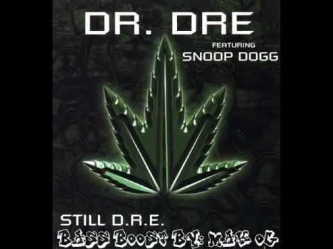 Dr Dre Feat Snoop Dogg Still D R E Clean Bass Boost