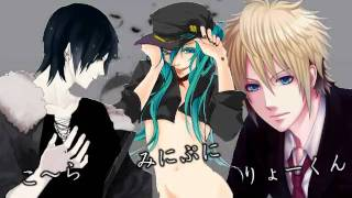 Download 【合唱】Blackjack【4人with巡音ルカ】音質・画質改良版 MP3 song and Music Video