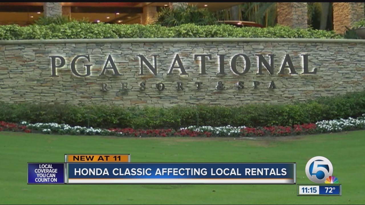 Palm Beach Gardens hotels and rentals seeing high demand for Honda ...