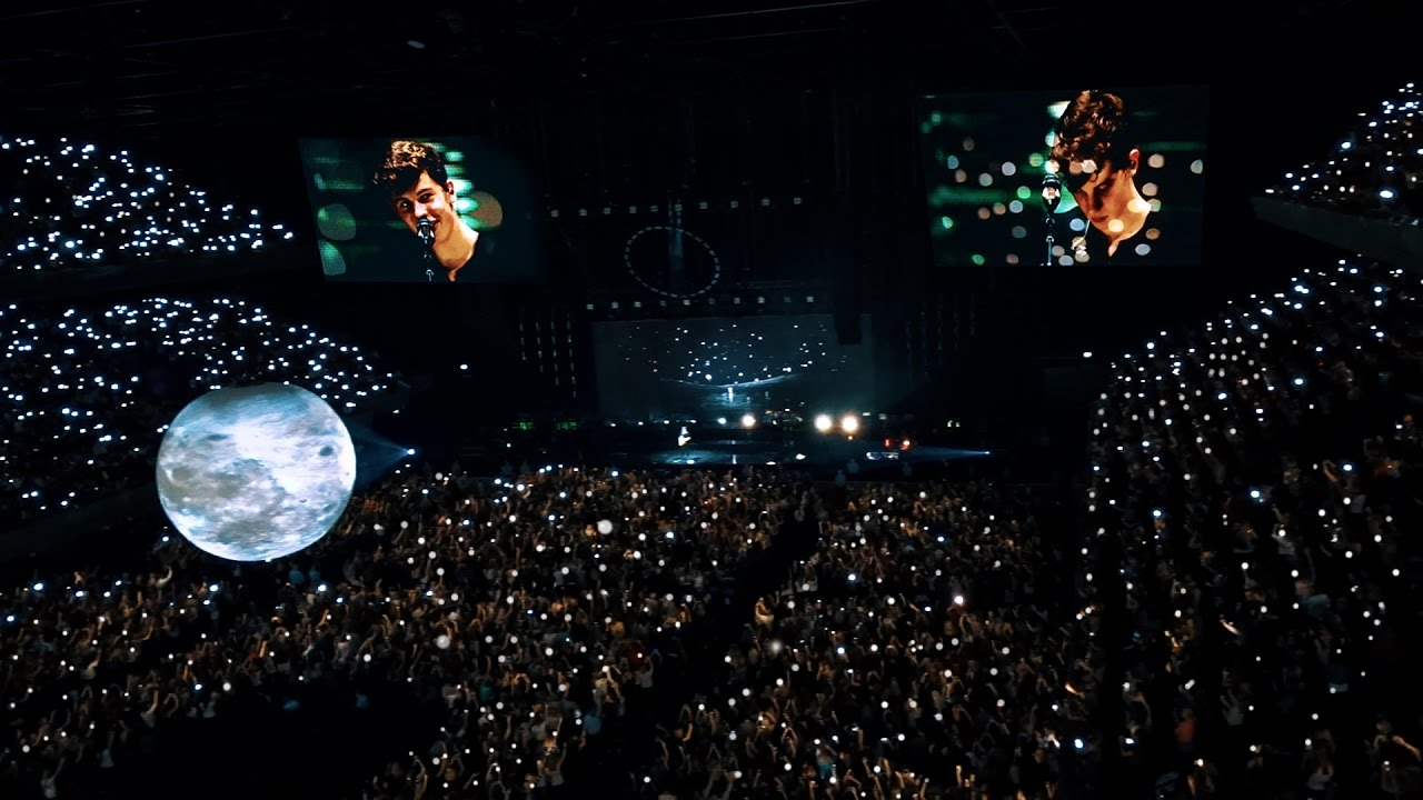 Live Shawn Mendes Never Be Alone 2017 Netherlands