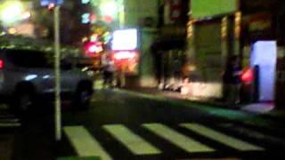 zoomQ3のテスト夜景です。町田です.