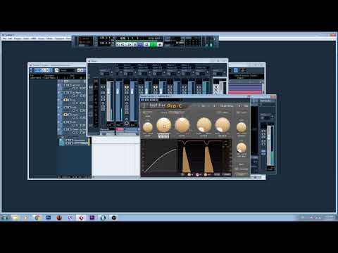 How To Sample and Edit LIVE DRUMS - KORG Pa3X FREE SAMPLES DOWNLOAD Pt.1