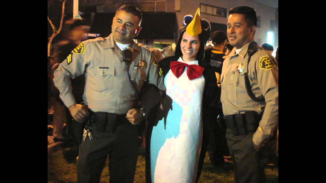 chic street presents: the best of west hollywood's halloween
