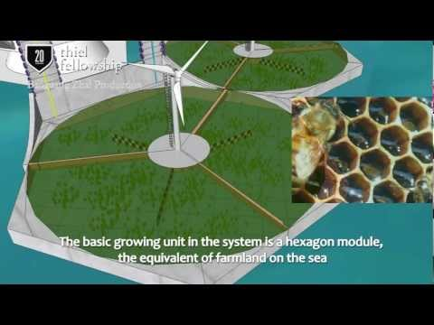 Baoguang Zhai - Age of Oceans - The Seasteading Institute