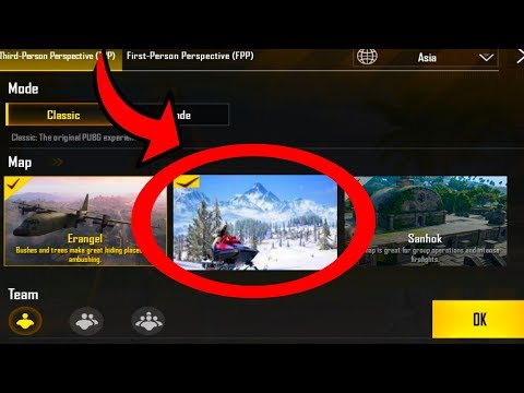 Pubg Mobile 0.10 Update - Vikendi Snow Map Is Here - First View Explained in Hindi