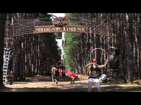 Electric Forest 2013 - The String Cheese Incident