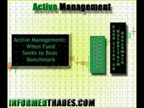 Trading Dictionary: Active Management