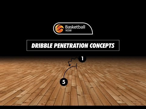 Dribble Penetration Concepts - Jacob Jackomas