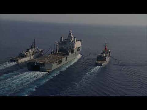 NATO OSG Focused Ops in Central/Eastern Mediterranean
