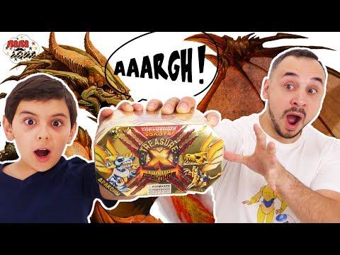 Treasure X! Папа Роб и Ярик отправились на поиски золота драконов! 13+