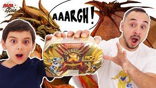 ДИКИЙ ТАНЕЦ ПАПЫ РОБА! Папа Роб и Ярик отправились на поиски золота драконов!