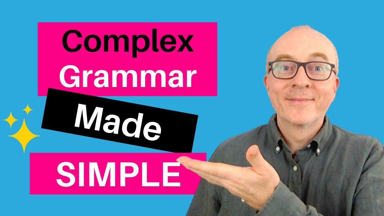 Complex Sentences for IELTS Speaking