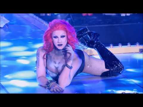 "Naysha Lopez Vs Laila McQueen ""Lip Sync For Your Life"" | RPDR Season 8 Episode 1"