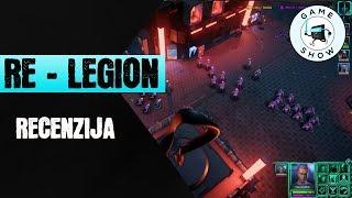Re Legion Recenzija // Escape Game Show