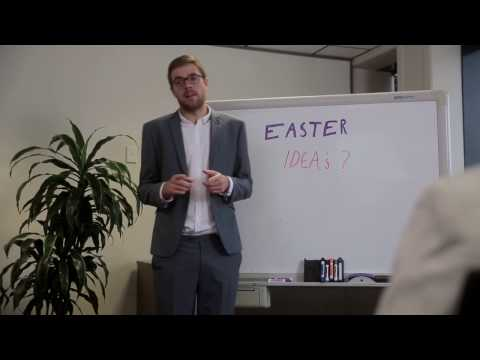 Thumbnail: Guy Williams Easter Boardroom
