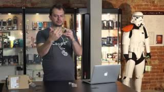 Обзор док-станции COTEetCI для iPhone и Apple Watch