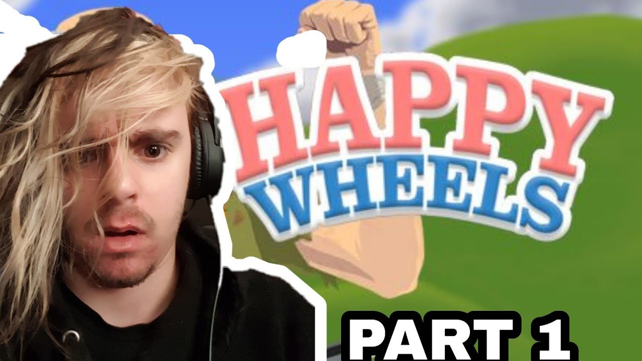 THE IRRESPONSIBLE DAD HAS THE POWER OF DEATH!!!!! | HAPPY WHEELS - PART ONE