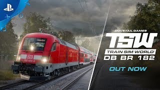 Train Sim World: DB BR 182 - Launch Trailer | PS4