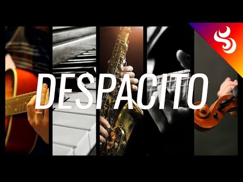 Top 5 Instrumental s of DESPACITO YouTube Loved