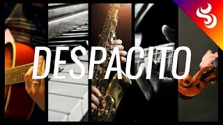 Top 5 Instrumental Covers of DESPACITO YouTube Loved