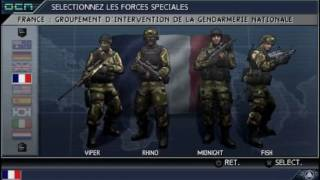 Socom Tactical Strike - All Nations Anthem