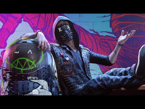 WATCH DOGS 2 PS4 LIVE STREAM : LET'S HACK