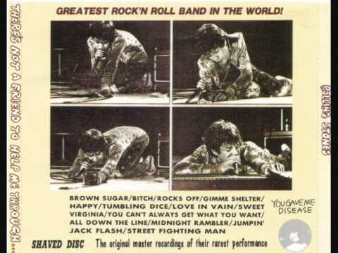 Rolling Stones - Love In Vain - Aukland - Feb 11, 1973