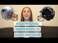 What to Wear: Super Bowl 51 Game Day Gear