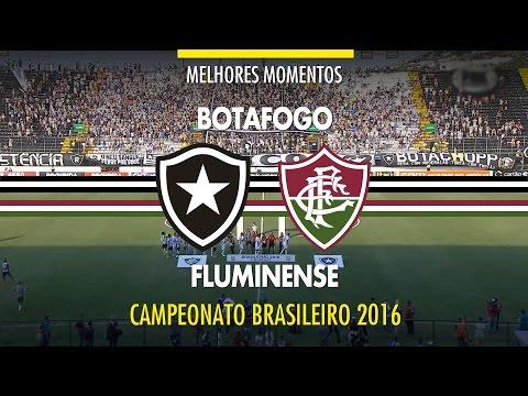 Melhores Momentos - Botafogo 1 x 0 Fluminense - Brasileirão - 07/09/2016