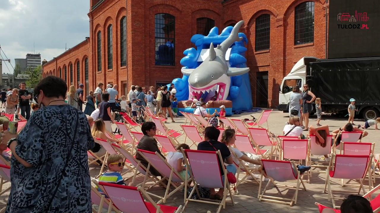Ogrody Geyera otworzyły dla łodzian swe podwoje - na Dzień Dziecka - YouTube