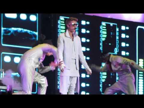 Justin Bieber - Take You @River Plate Stadium 09/11 HD (Desde FILA 5) LIVE