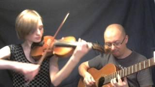 У церкви стояла карета | Скрипка и гитара