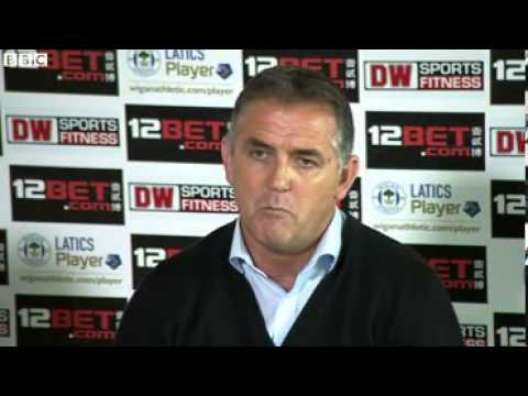 Wigan Athletic the right job for new manager Owen Coyle *