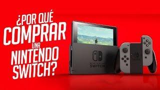 5 Razones para comprar una Nintendo Switch