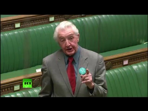 Dennis Skinner vs Jeremy Hunt on junior doctors' strike